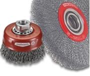 Immagine per la categoria D3 - Spazzole a mano, spazzole rotative