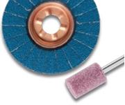 Immagine per la categoria D5 - Mole abrasive con gambo, abrasivi