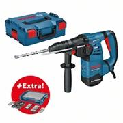 Immagine di Professional Set: martello perforatore GBH 3-28 DFR in valigetta L-BOXX + set di accessori da 68 pz. in valigetta i-BOXX + i-Rack