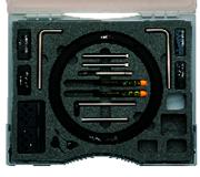 Immagine per la categoria Sistema modulare di fissaggio per sistemi di misura ottici